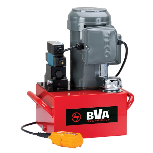 Electric Pump With Locking Solenoid Valve With 2 Gal