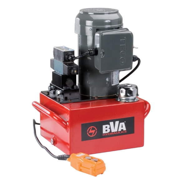 Electric Pump With Locking Solenoid Valve With 10 Gal
